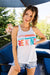 Be Kind Racerback Tank In Marbled White-[option4]-[option5]-[option6]-[option7]-[option8]-Womens-Clothing-Shop