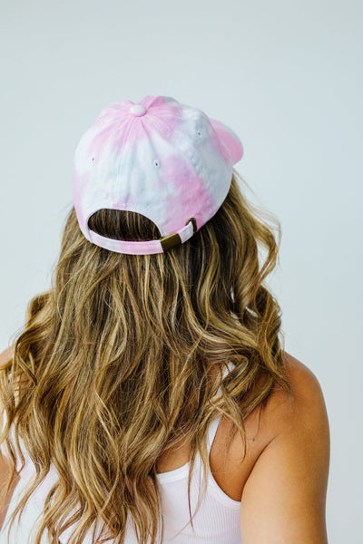 Bed Head Tie Dye Cap In Cotton Candy-[option4]-[option5]-[option6]-[option7]-[option8]-Womens-Clothing-Shop