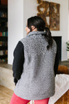 Dappled Black & Gray Pullover-[option4]-[option5]-[option6]-[option7]-[option8]-Womens-Clothing-Shop