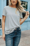Downtown Striped Tee-[option4]-[option5]-[option6]-[option7]-[option8]-Womens-Clothing-Shop