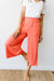 Go Get 'Em Gaucho Pants In Coral-[option4]-[option5]-[option6]-[option7]-[option8]-Womens-Clothing-Shop