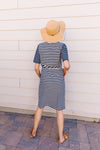Madeline Striped T-Shirt Dress *Final Sale*-[option4]-[option5]-[option6]-[option7]-[option8]-Womens-Clothing-Shop