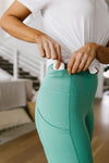 Main Event Athletic Leggings *Final Sale*-[option4]-[option5]-[option6]-[option7]-[option8]-Womens-Clothing-Shop