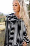 Make The Call Striped Top-[option4]-[option5]-[option6]-[option7]-[option8]-Womens-Clothing-Shop