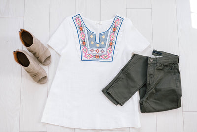 Maria Embroidered Top-[option4]-[option5]-[option6]-[option7]-[option8]-Womens-Clothing-Shop