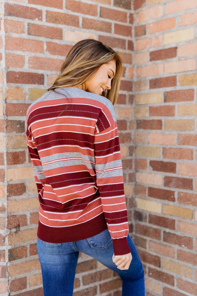 Mauve And More Fine Knit Sweater-[option4]-[option5]-[option6]-[option7]-[option8]-Womens-Clothing-Shop