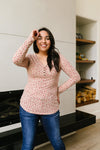 May Flowers Ribbed Top In Blush-[option4]-[option5]-[option6]-[option7]-[option8]-Womens-Clothing-Shop