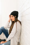 Nifty Knit Beanie In Black-One Size-[option4]-[option5]-[option6]-[option7]-[option8]-Womens-Clothing-Shop