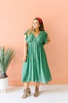 Picture This Sage Midi Dress-[option4]-[option5]-[option6]-[option7]-[option8]-Womens-Clothing-Shop