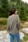 Restless Tee In Olive Gray-[option4]-[option5]-[option6]-[option7]-[option8]-Womens-Clothing-Shop