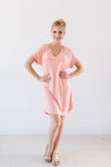 Sedona Tunic in Peach-[option4]-[option5]-[option6]-[option7]-[option8]-Womens-Clothing-Shop