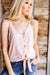 Silky Button-Down Tank In Blush-[option4]-[option5]-[option6]-[option7]-[option8]-Womens-Clothing-Shop