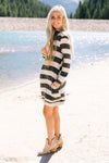 Silver Lining Striped Sweater Dress-[option4]-[option5]-[option6]-[option7]-[option8]-Womens-Clothing-Shop