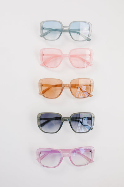 Squared Off Shades-[option4]-[option5]-[option6]-[option7]-[option8]-Womens-Clothing-Shop