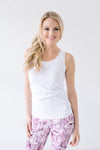 Take A Hike Tank In White-[option4]-[option5]-[option6]-[option7]-[option8]-Womens-Clothing-Shop