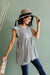 Two Timin' Babydoll Tunic-[option4]-[option5]-[option6]-[option7]-[option8]-Womens-Clothing-Shop