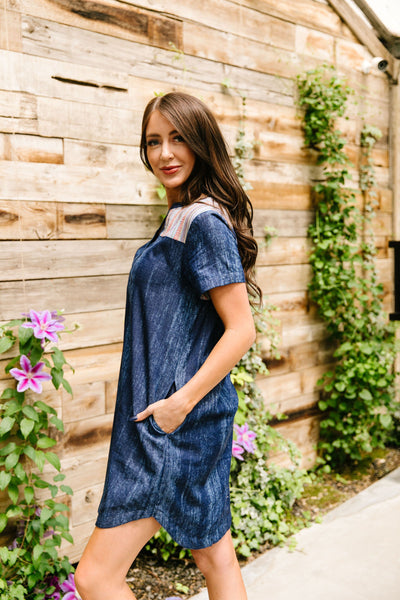 Wannabe Denim Dress-[option4]-[option5]-[option6]-[option7]-[option8]-Womens-Clothing-Shop