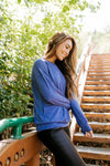 Wild Blue Yonder Sweatshirt-[option4]-[option5]-[option6]-[option7]-[option8]-Womens-Clothing-Shop