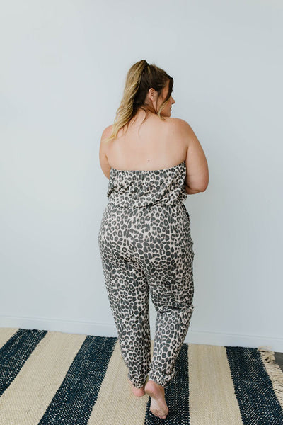 Wild N Free Tube Top Jumpsuit-[option4]-[option5]-[option6]-[option7]-[option8]-Womens-Clothing-Shop