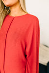 You Say Tomato Soft Ribbed Top-[option4]-[option5]-[option6]-[option7]-[option8]-Womens-Clothing-Shop