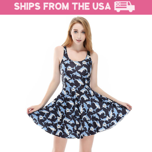 Adorable Shark Dress