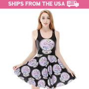 Crystal Ball Kitten Dress
