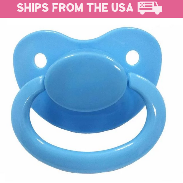 Blue Adult Pacifier