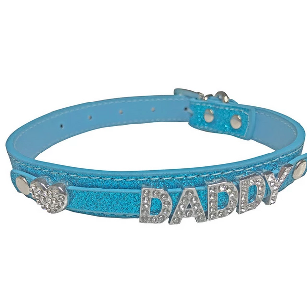 """Daddy"" Collar (4 Colors Available)"