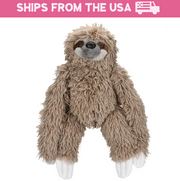 Floppy Sloth Plushie