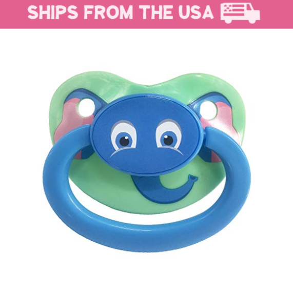 Little Elephant Pacifier