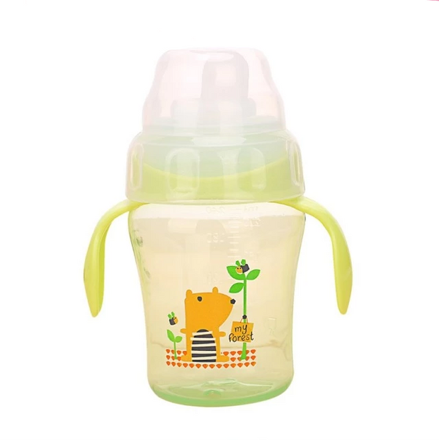 Green Fox Sippy Cup