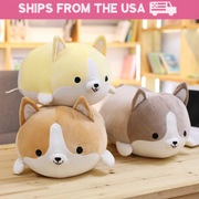 Kawaii Corgi Plushie (3 Colors Available)