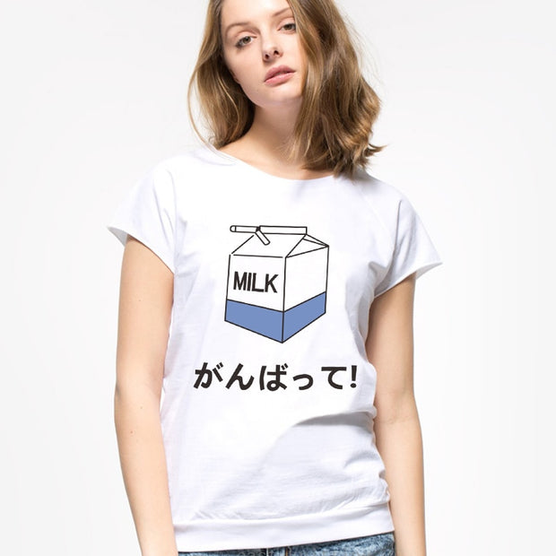 Milk Carton T-Shirt