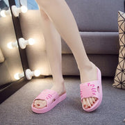 Pink Kawaii Hello Kitty Flip Flops