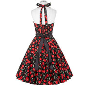 Cute Vintage Cherry Dress (2 Colors Available)