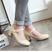 Little Princess Pumps (4 Colors Available)