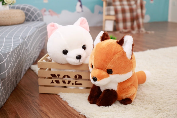 Baby Fox Plushie (2 Colors Available)