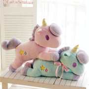 Pastel Unicorn Plushie (2 Colors Available)