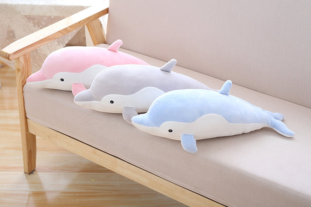 Dolphin Plushie (3 Colors Available)