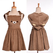 Kawaii Rilakkuma Overall Dress