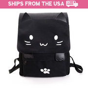 Kawaii Kitty Backpack