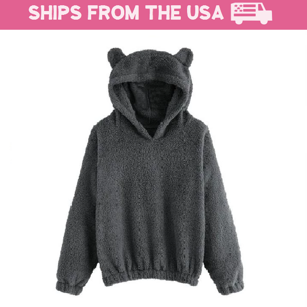 Little Bear Sweatshirt (4 Colors Available)