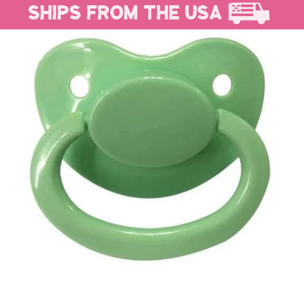 Mint Green Adult Pacifier