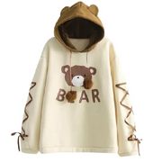 Cute Teddy Bear Sweatshirt