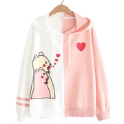 Kitten Love Song Sweatshirt (2 Colors Available)