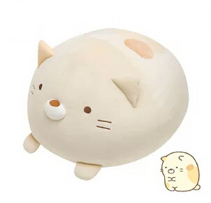 Super Squishy Kawaii Foam Kitten Pillow Plushie