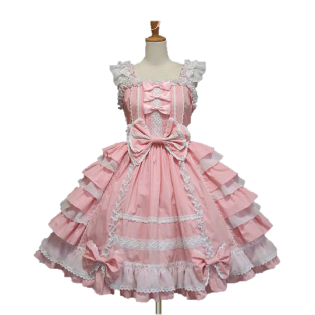 Little Princess Chiffon Lace Lolita Dress