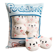 Bag of Kitties Plushie