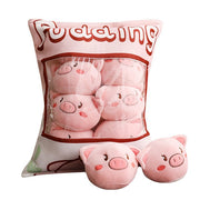 Bag of Piggies Plushie