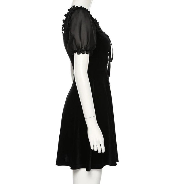 Gothic Beauty Dress
